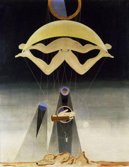 Max Ernst - Los hombres no sabrán nada de esto