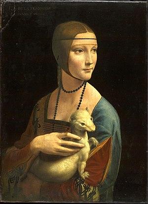 Leonardo La dama del armiño